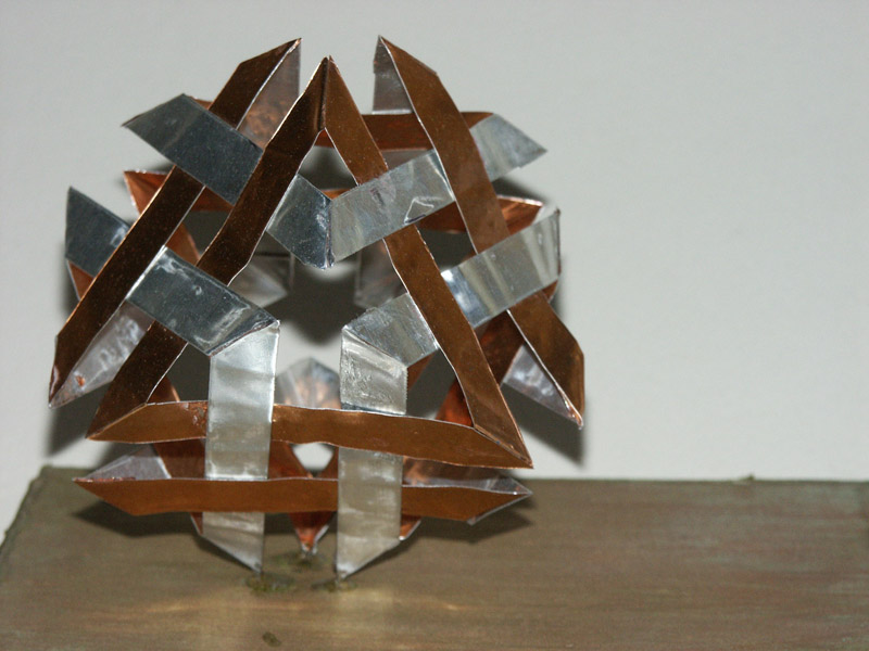 Giovanni Giobbi Vona Cubo 4 Triangolo Design Frosinone Made In Italy