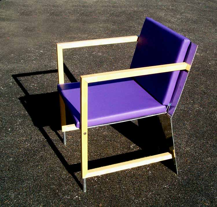 Giovanni Giobbi Vona Sedia Casale 8 Design Frosinone Made In Italy