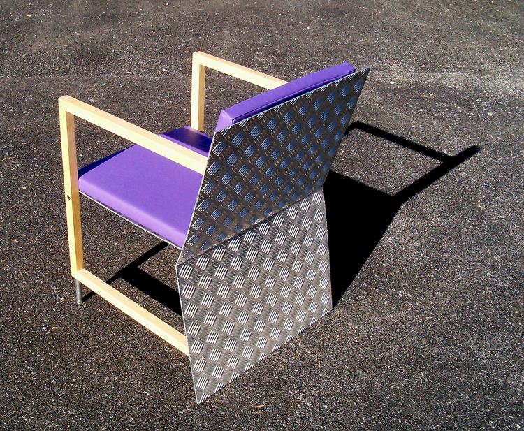 Giovanni Giobbi Vona Sedia Casale 9 Design Frosinone Made In Italy