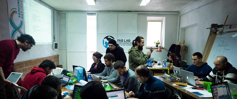 Aspettando Maker Faire Rome 2016 | FabLab Officine Giardino Frosinone