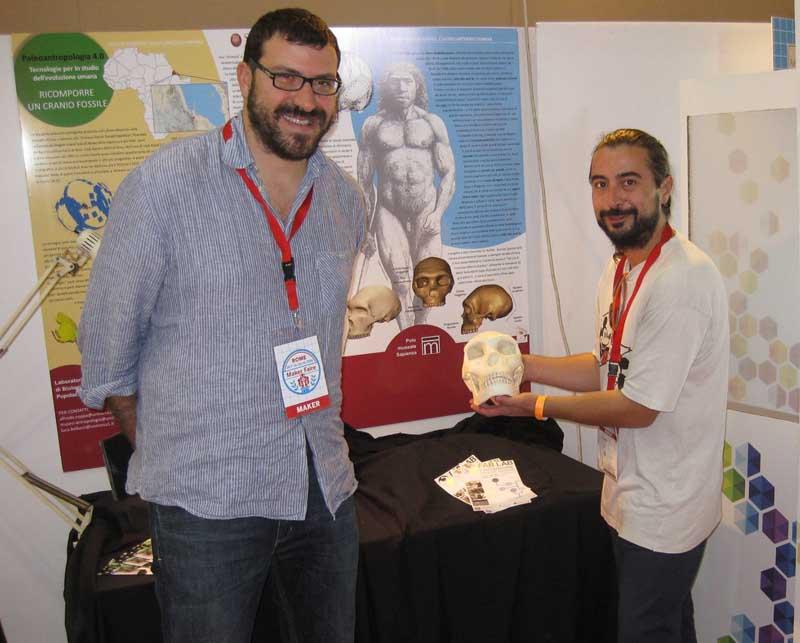 """""""TUA – Territorio dell'Uomo Antico""""  Corso di formazione Paleontologia 2.0"""