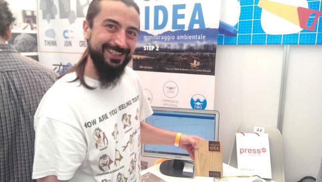 Due ciociari tra gli inventori del Maker Faire di Roma